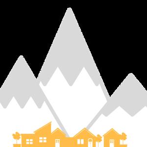 classe de neige montagne